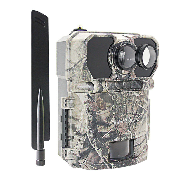 High Resolution 4g Wildlife Camera , Night Vision 4g Lte Trail Camera