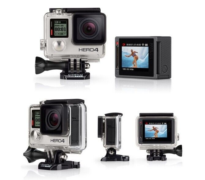 WiFi DV 1080P Full HD Sports Action Camcorder Diving 30M Waterproof